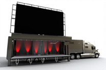 Big-TV Mobile Outdoor LED Screen
