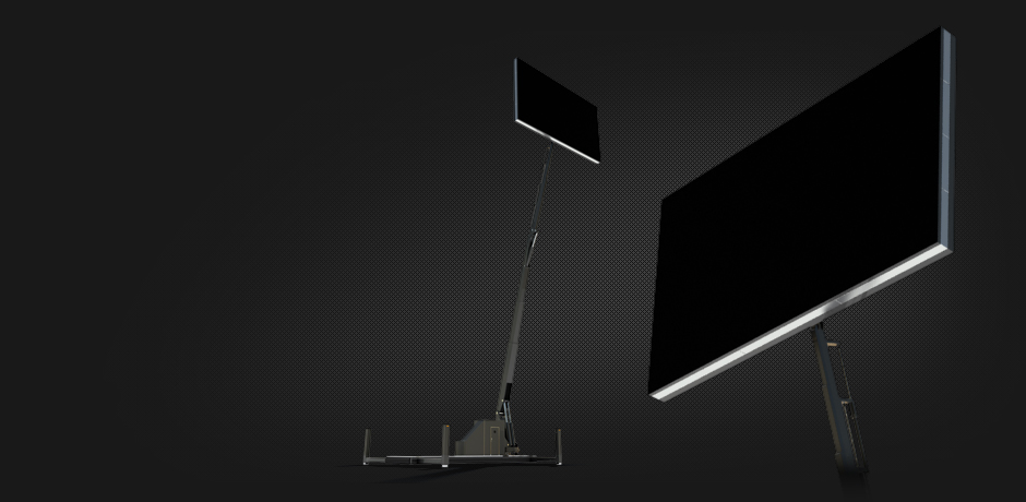 33sqm Outdoor Mobile LED Screen Skyfly